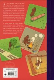 L'ours Barnabé ; intégrale t.2 - 4ème de couverture - Format classique
