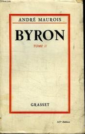 Byron. Tome 2. - Couverture - Format classique
