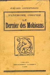 Le Dernier Des Mohicans - Abrege De L'Anglais - Couverture - Format classique