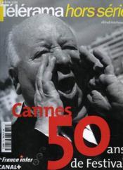Telerama - Hos Serie - Cannes 50 Ans De Festival - Couverture - Format classique
