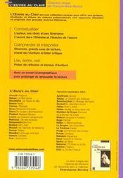 Caprices de marianne - 4ème de couverture - Format classique