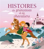 Histoires de princesses et de chevaliers - Couverture - Format classique