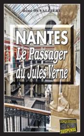 Nantes, le passager du Jules Verne - Couverture - Format classique