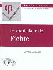 Fichte - Intérieur - Format classique