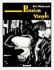 Passion Vinyle - Couverture - Format classique