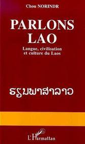 Parlons Lao - Intérieur - Format classique