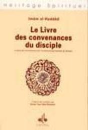 Livre Des Convenances Du Disciple (Le) - Intérieur - Format classique