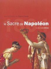 Le sacre de napoleon 2 decembre 1804 - Intérieur - Format classique