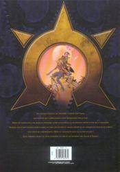 Les naufragés d'Ythaq T.3 ; le soupir des étoiles - 4ème de couverture - Format classique