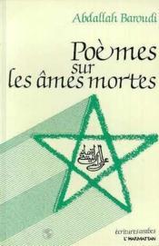 Poèmes sur les âmes mortes - Couverture - Format classique