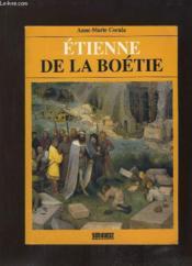 Etienne de la boetie - Couverture - Format classique