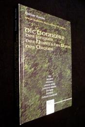 Dictionnaire Des Langues Des Hobbits, Des Nains, Des Orques & Autres Créatures De La Terre Du Milieu, De Númenor & D'Aman - Couverture - Format classique