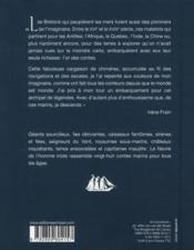 Le navire de l'homme triste ; et autres contes marins - 4ème de couverture - Format classique