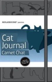 Carnets passions ; chat - Couverture - Format classique