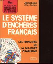 Le Systeme D'Encheres - Couverture - Format classique