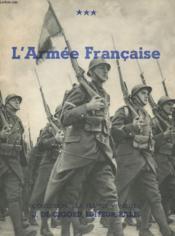 L'Armee Francaise - Couverture - Format classique