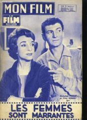 Mon Film N° 638 - Les Femmes Sont Marrantes - Couverture - Format classique