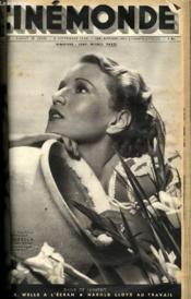 CINEMONDE - 8e ANNEE - N° 359 - M. G. WELLS A L'ECRAN - HAROLD LLOYD AU TRAVAIL - THE GHOST GOES WEST, LE PREMIER FILM PARLANT ANGLAIS DE RENE CLAIR - LOUIS DELLUC... - Couverture - Format classique