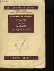 Comedie De La Nativite De Jesus Christ - Couverture - Format classique