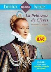 La princesse de Clèves ; bac 2020 - Couverture - Format classique
