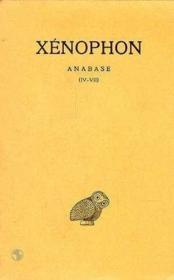 Anabase t.1 - Couverture - Format classique