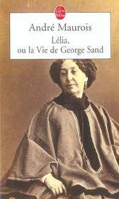 Lelia ou la vie de george sand - Intérieur - Format classique