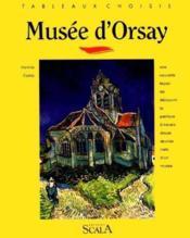 Musee D'Orsay (Francais) - Couverture - Format classique