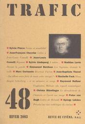 Revue Trafic N.48 - Intérieur - Format classique