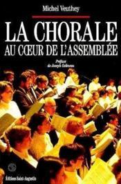Chorale Au Coeur Assemblee - Couverture - Format classique
