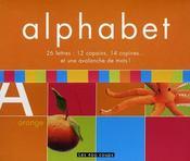Alphabet ; 26 lettres - Intérieur - Format classique