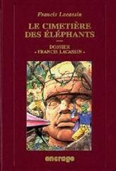 Cimetiere Des Elephants (Le) - Couverture - Format classique