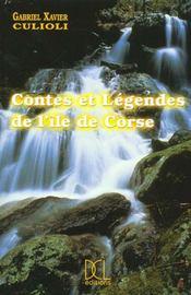 Contes Et Legendes De L'Ile De Corse - Intérieur - Format classique