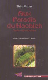 Aux paradis du hachich - Intérieur - Format classique