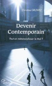 Devenir Contemporain - Couverture - Format classique