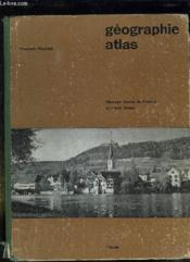 Geographie Atlas. L Europe Et L Asie Russe Moins La France. Classe De Quatrieme Cc. - Couverture - Format classique