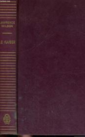 Le Kaiser - Couverture - Format classique