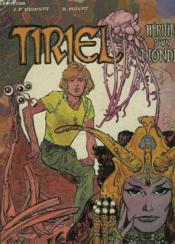 Tiriel - Heritier D'Un Monde - Couverture - Format classique