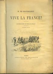 Vive La France! - Couverture - Format classique