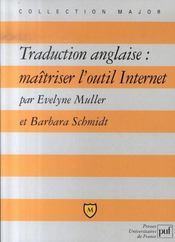 Traduction anglaise : maîtriser l'outil internet - Intérieur - Format classique