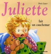 Juliette fait un cauchemar - Couverture - Format classique