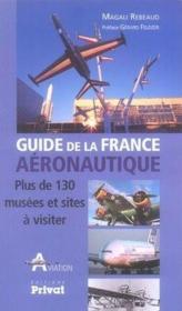 Guide de la France aéronautique - Couverture - Format classique