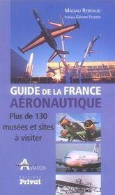 Guide de la France aéronautique - Intérieur - Format classique