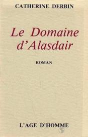 Le Domaine D'Alasdair - Couverture - Format classique