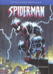 Spider-man t.4 ; confession - Intérieur - Format classique