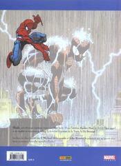 Spider-man t.4 ; confession - 4ème de couverture - Format classique