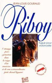 Riboy - Couverture - Format classique