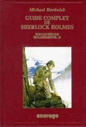 Guide Complet De Sherlock Holmes - Couverture - Format classique