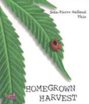 Homogrown harvest - Couverture - Format classique