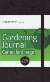 Carnets passion ; jardin - Couverture - Format classique