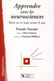 Apprendre avec les neurosciences - Couverture - Format classique